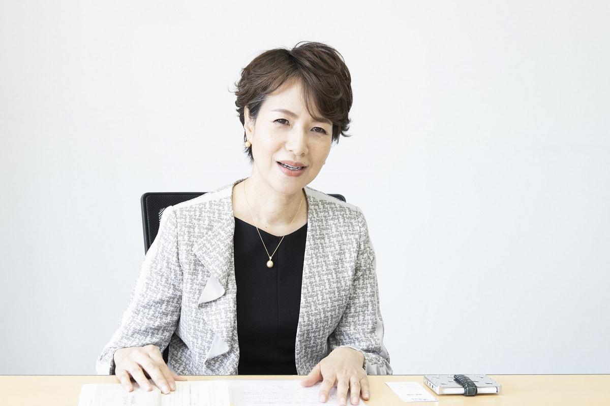 里岡美津奈さんインタビュー「一流になるための強運の呼び込み方」03