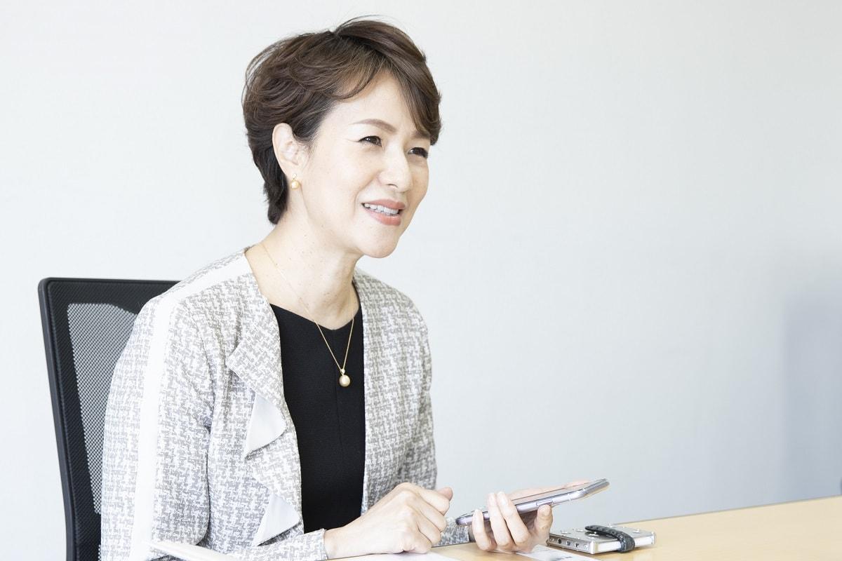 里岡美津奈さんインタビュー「一流になるための強運の呼び込み方」04