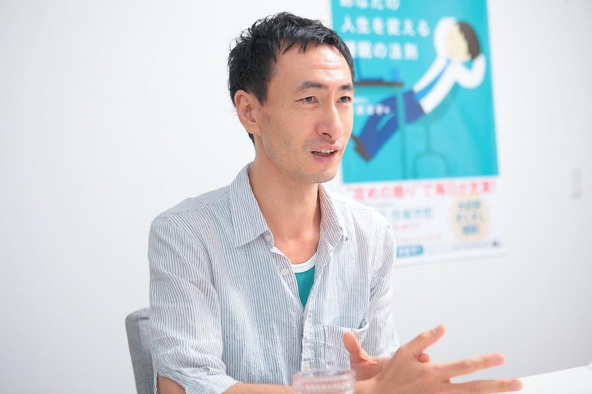 菅原洋平様インタビュー「ワーキングメモリ低下のサイン」02