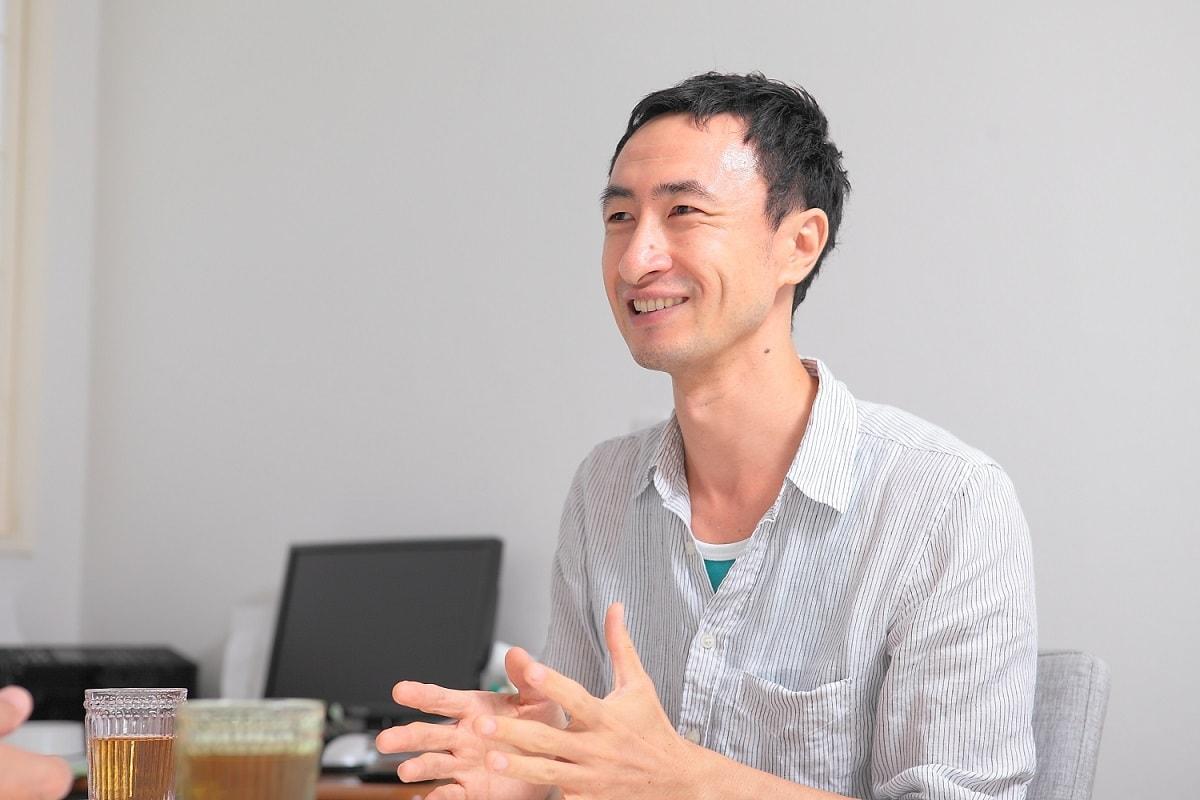 菅原洋平様インタビュー「ワーキングメモリを働かせる方法」02