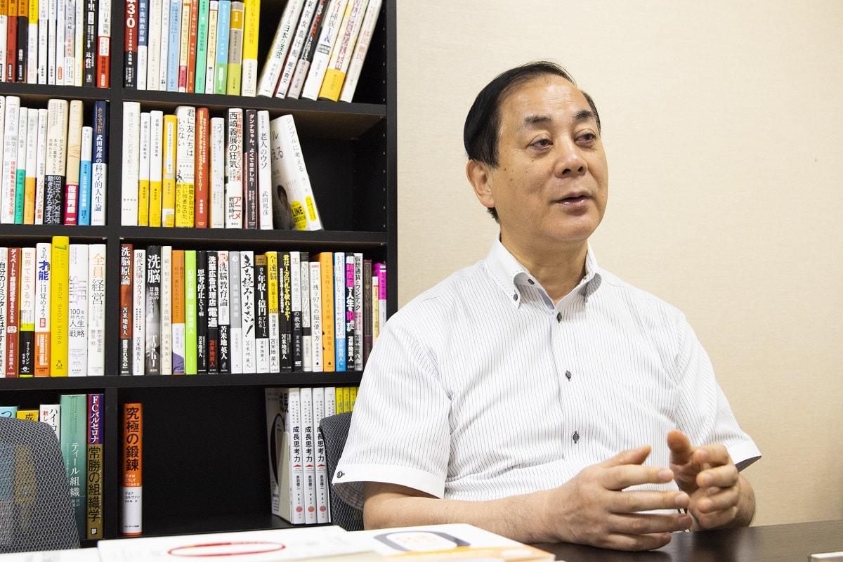 赤羽雄二さんインタビュー「アクティブリスニングの実践法」02