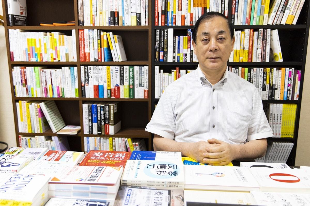 赤羽雄二さんインタビュー「アクティブリスニングの実践法」04