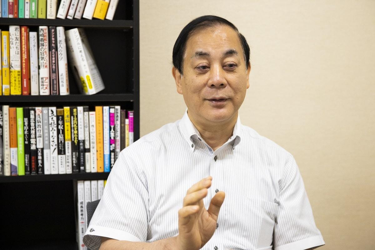 赤羽雄二さんインタビュー「いい質問をする方法」02
