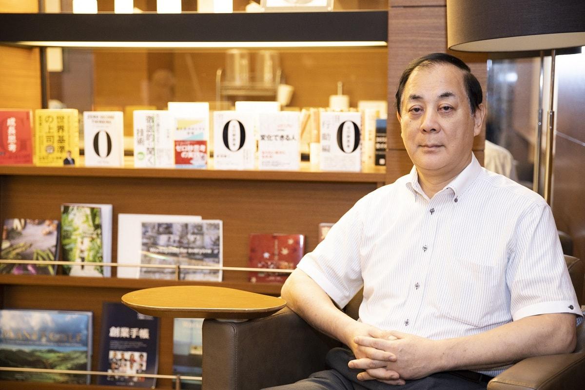 赤羽雄二さんインタビュー「いい質問をする方法」04