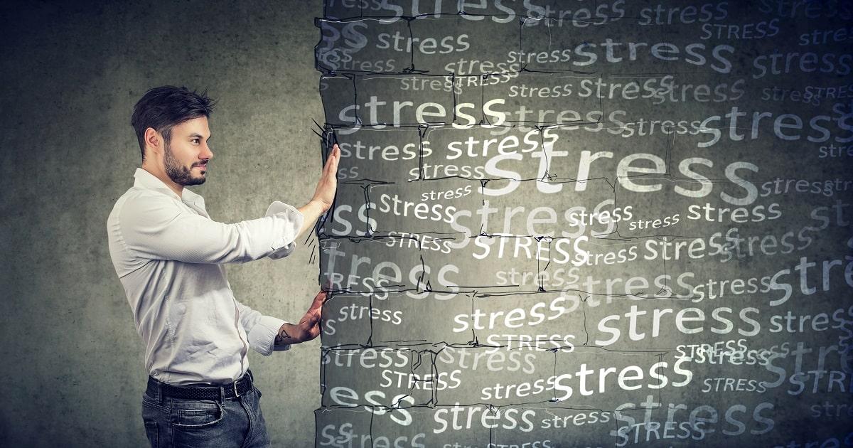 12の要因からストレスを特定する01