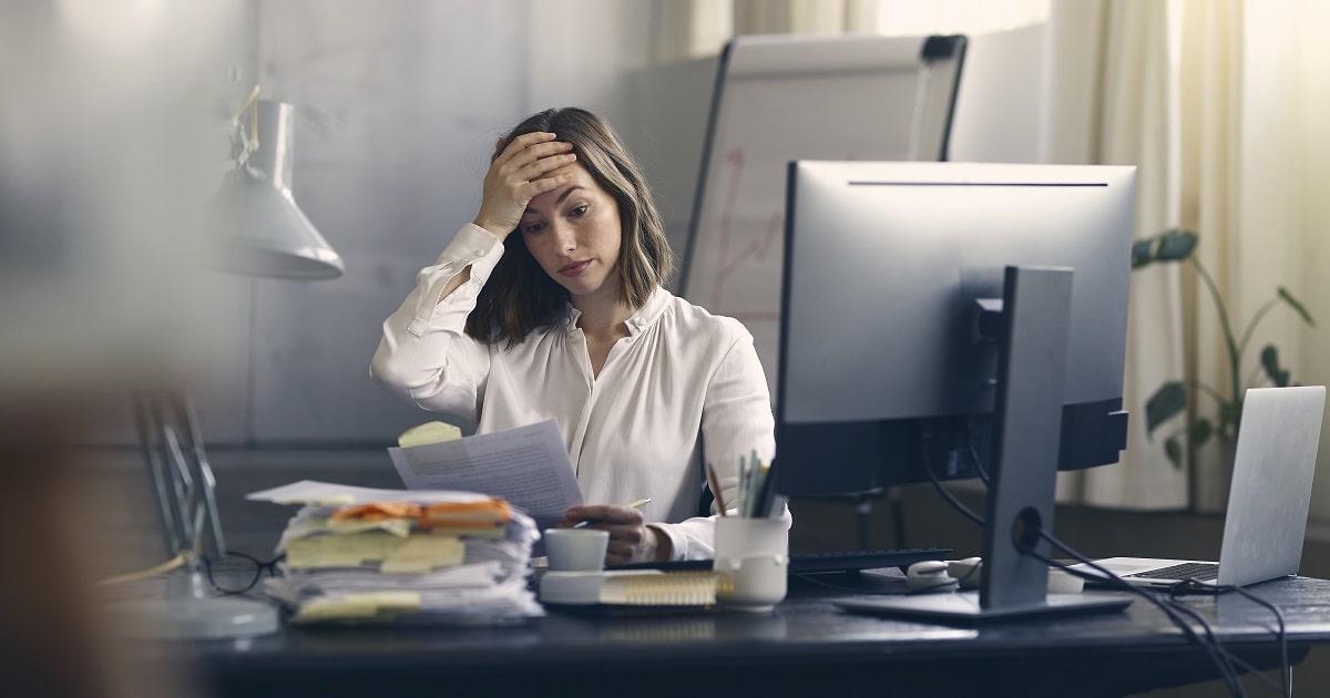 12の要因からストレスを特定する04