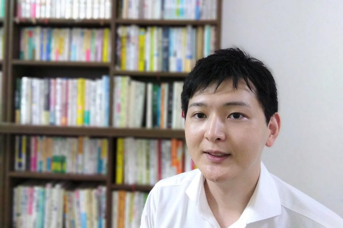 中越裕史さんインタビュー「天職に就くために整えるべき3つの環境」04
