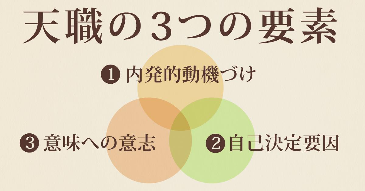 中越裕史さんインタビュー「天職の3つの要素」03