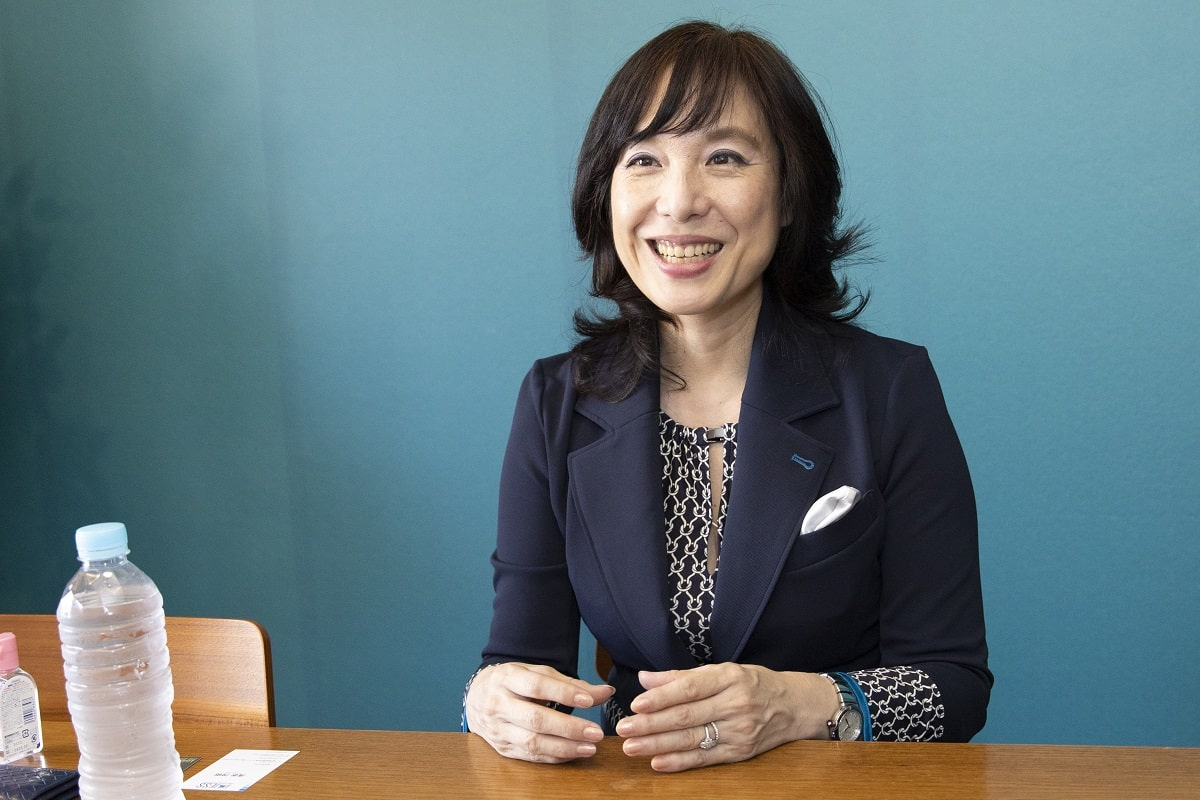 戸田久実さんインタビュー「イライラしている人への対処法」02