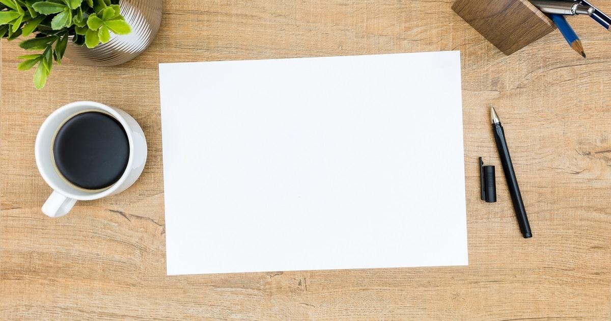 「紙1枚」でまとめる勉強法01