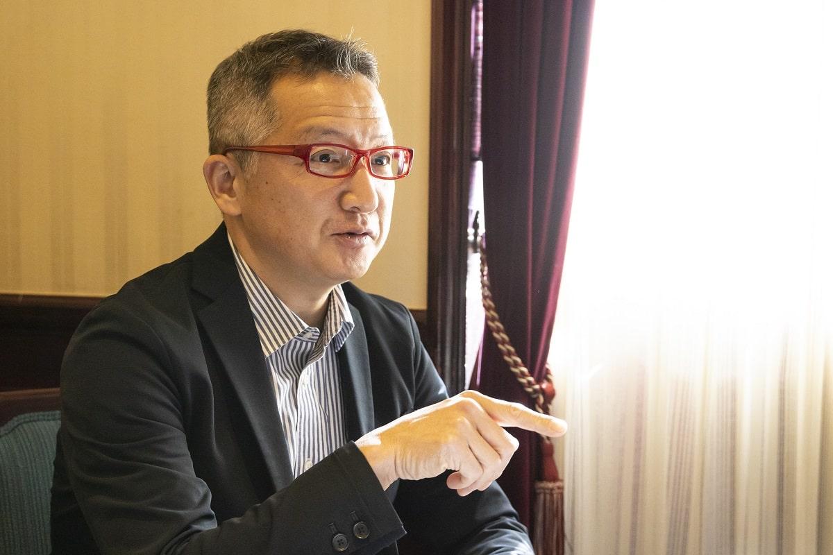 上阪徹さんインタビュー「素材を集め、文章を書く方法」02