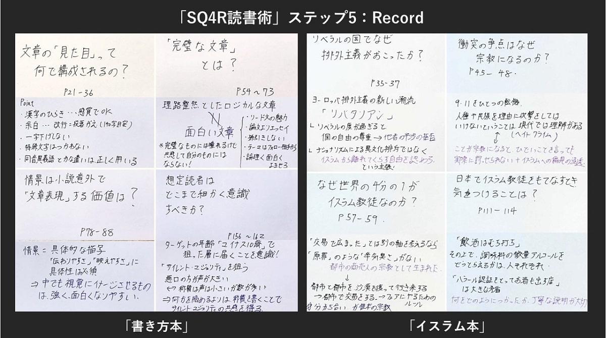 SQ4R読書術とKWLを実践し比較してみた07