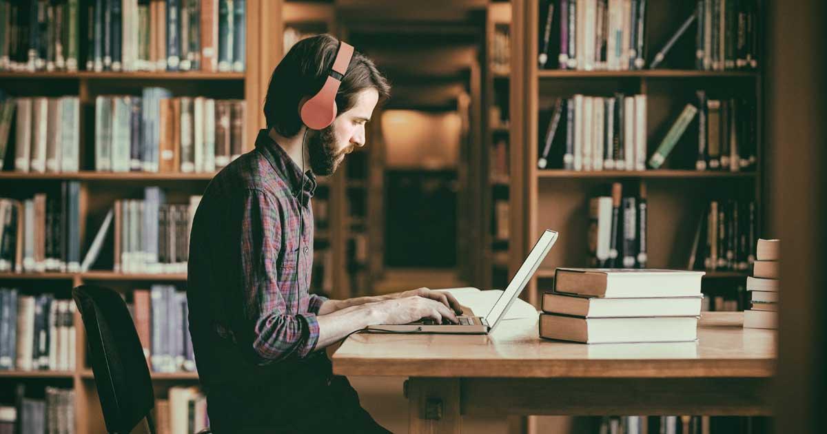 音楽をうまく使えば、勉強に集中しやすくなります
