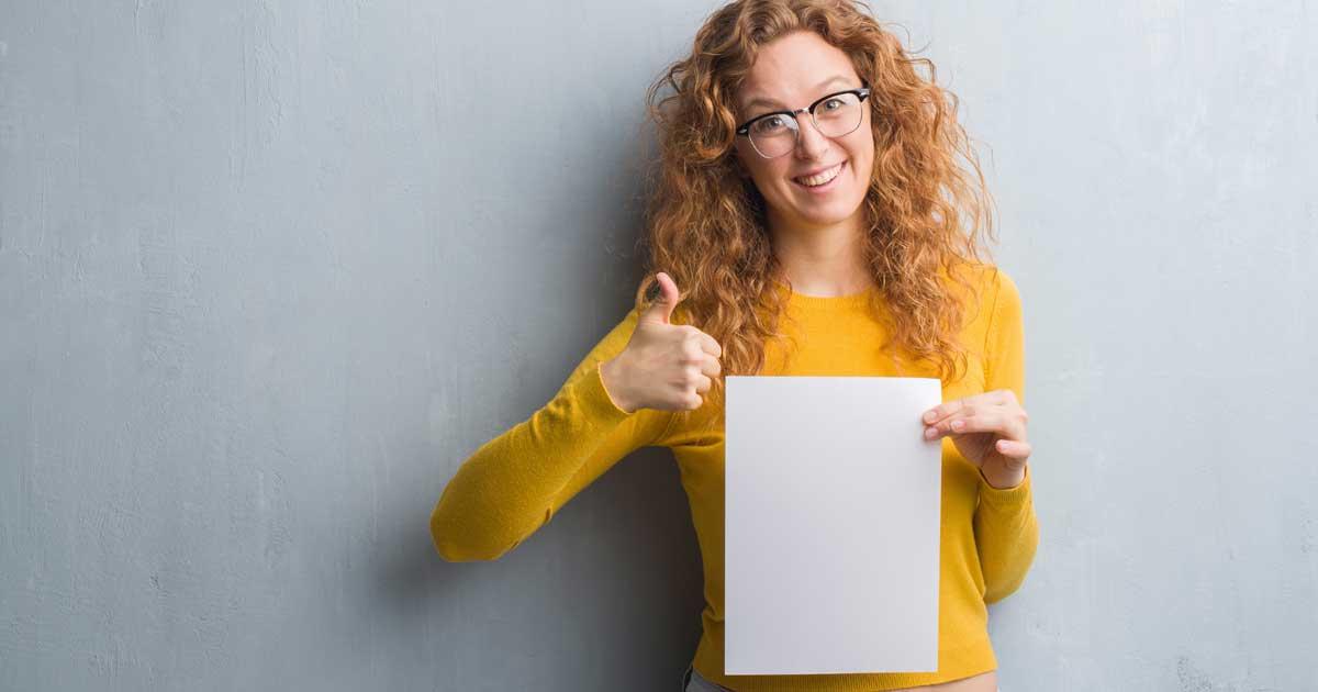 コピー用紙をノートのように使って勉強しましょう