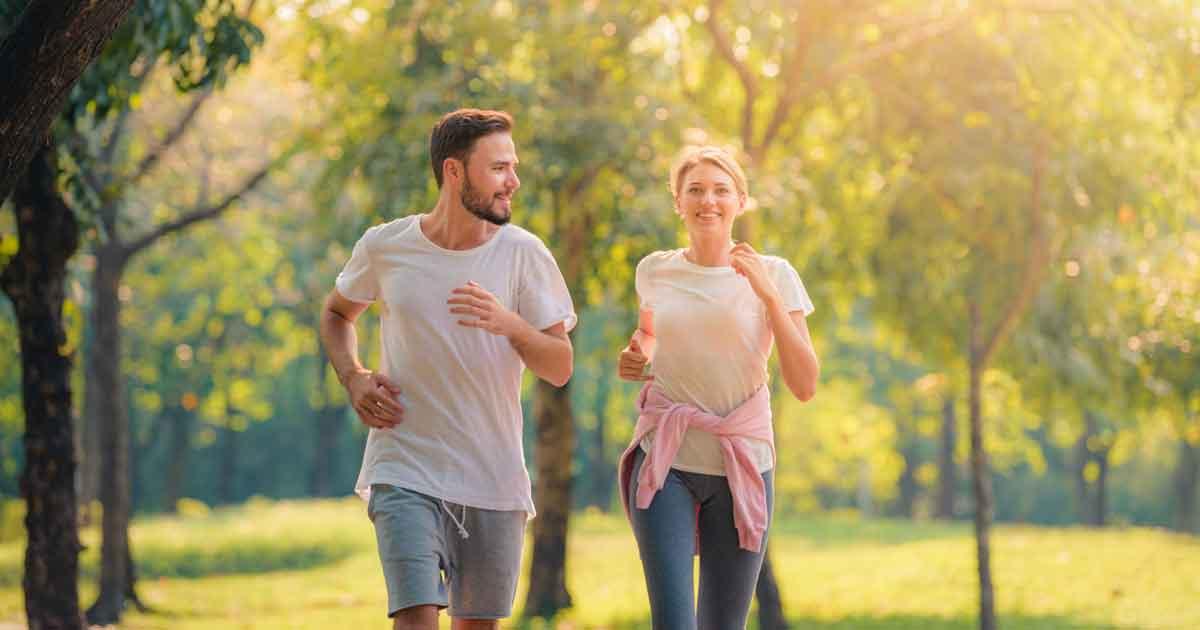 テンションを上げる方法4:身体を動かす