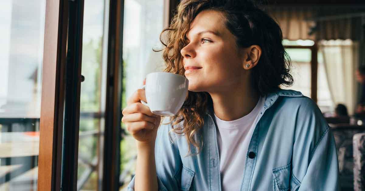テンションを上げる方法5:コーヒーを飲む