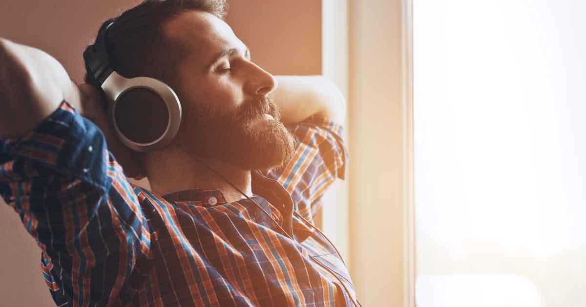 テンションを上げる方法6:音楽を聴く