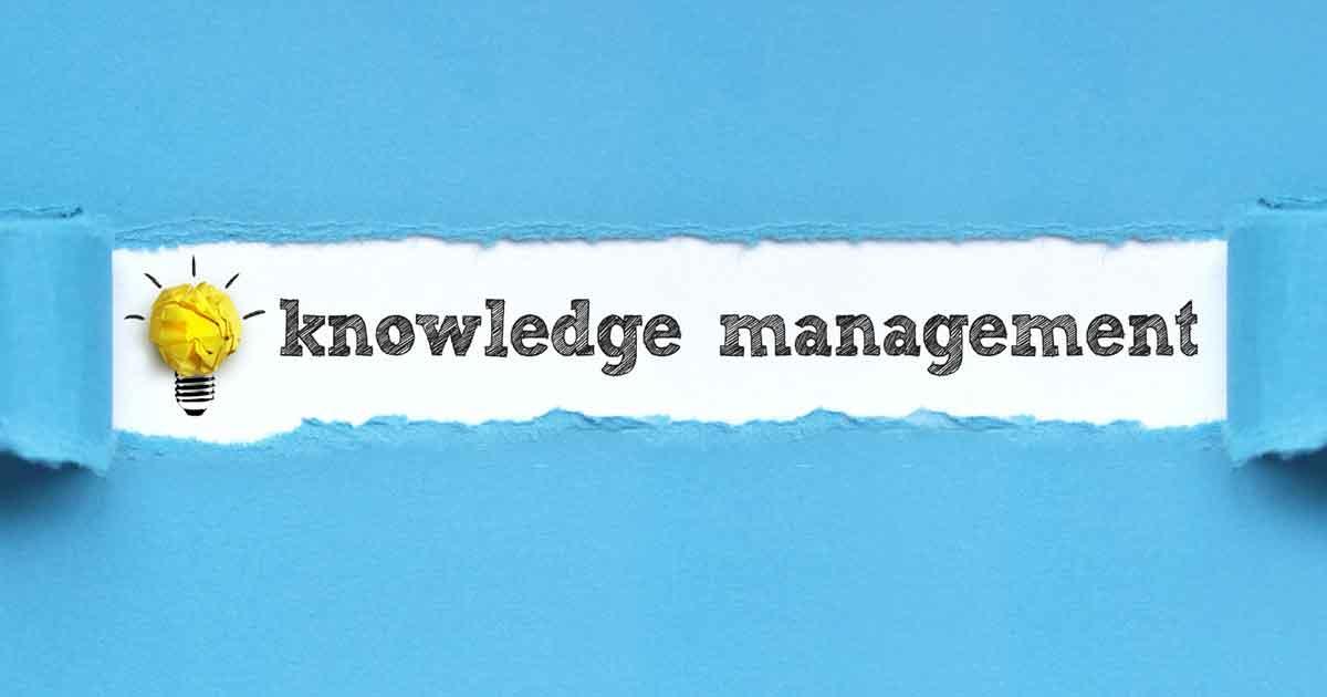 ナレッジマネジメントの成功事例&失敗事例1
