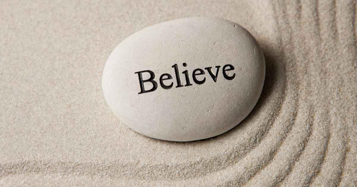 自分を信じる方法2