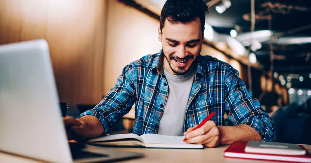 アプリ・ノートで勉強日記をつける2