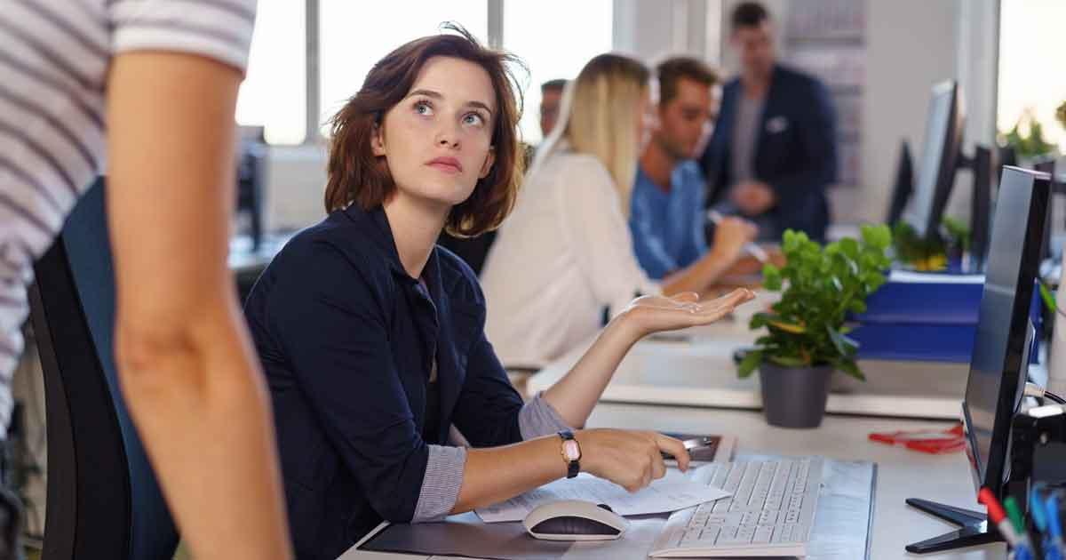 職場のマウンティングへの対処法1