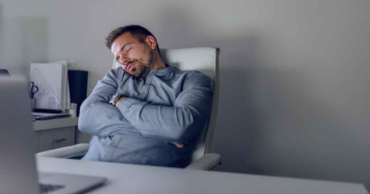 低気圧で眠いときの対処法