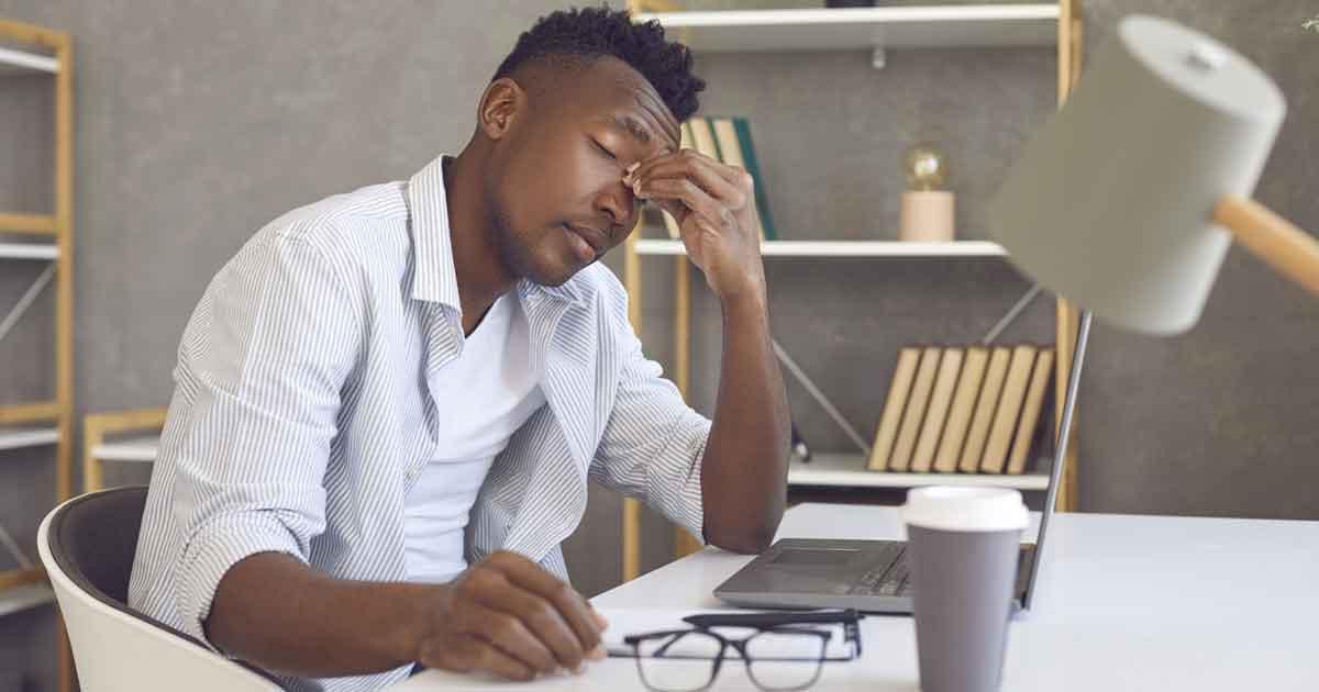 仕事中眠いときに効果的な対策1
