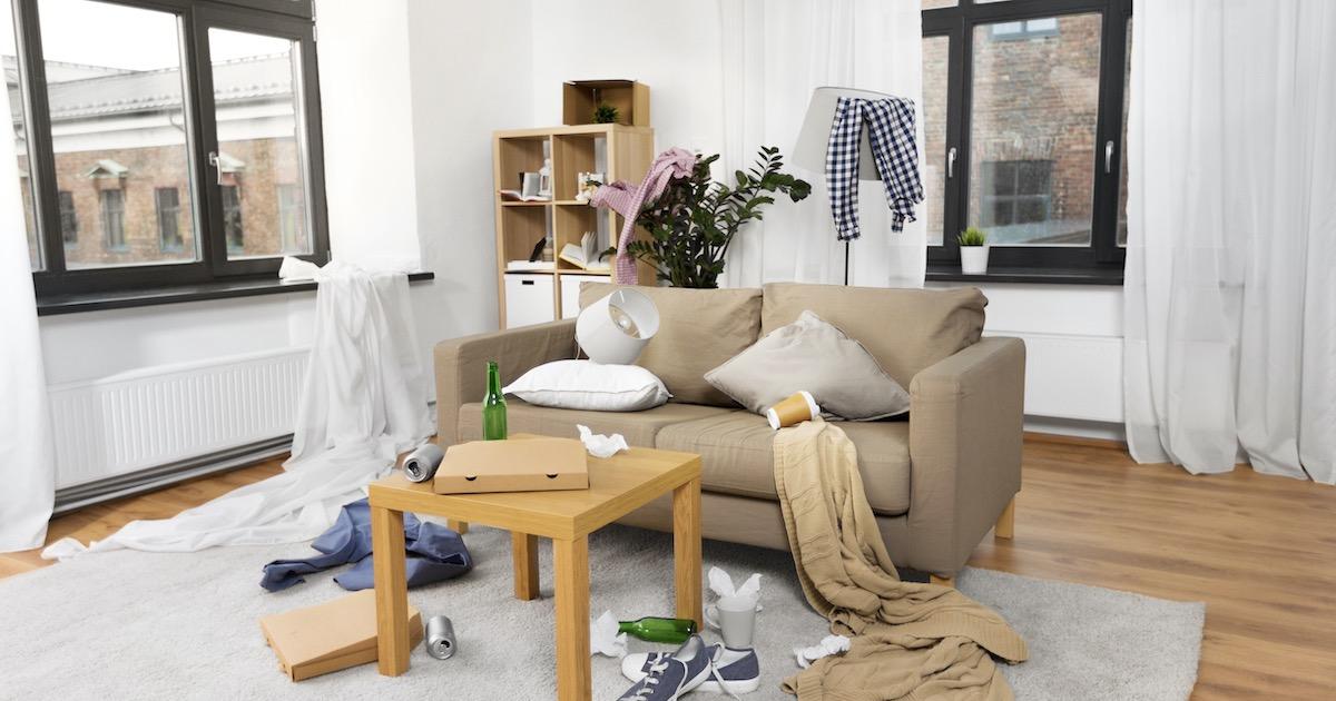 「散らかった部屋」があなたに与える深刻すぎる悪影響5つ01