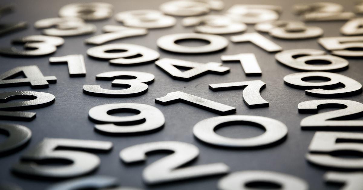 英語の数字表現01