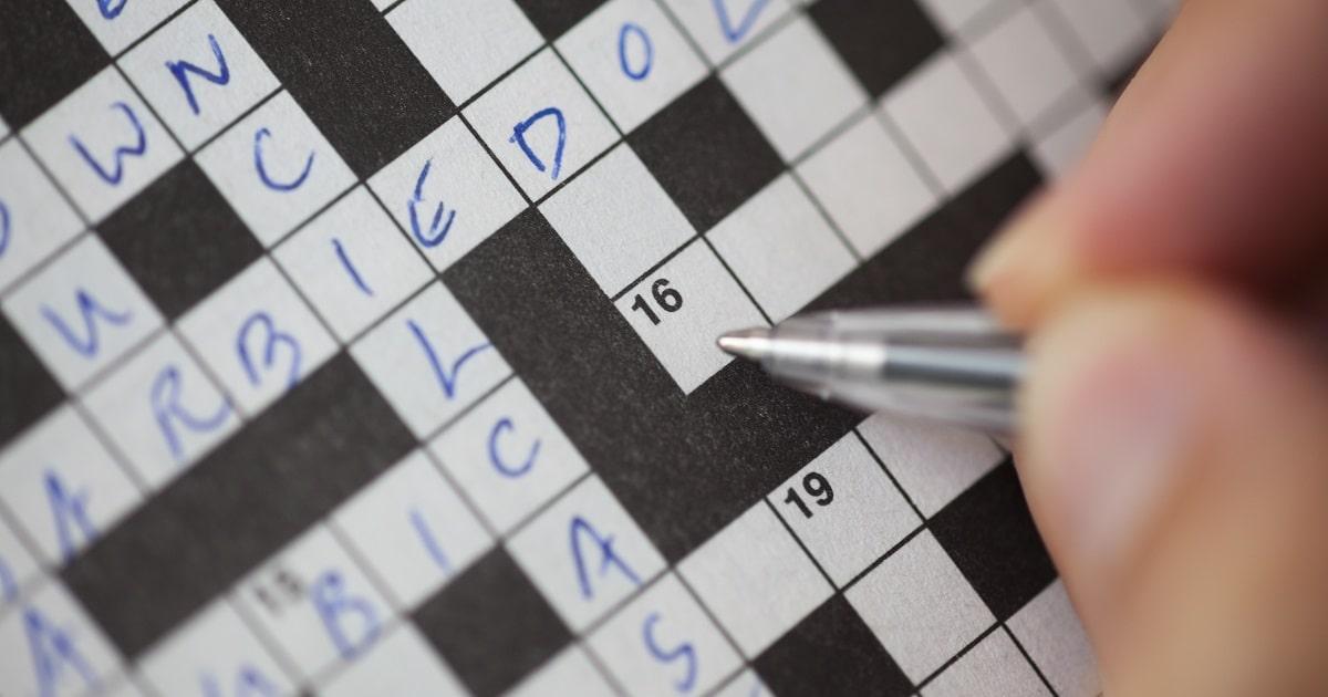 クロスワードパズルと数独は脳にいい-01