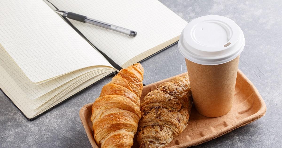 朝に書く3行日記のイメージ