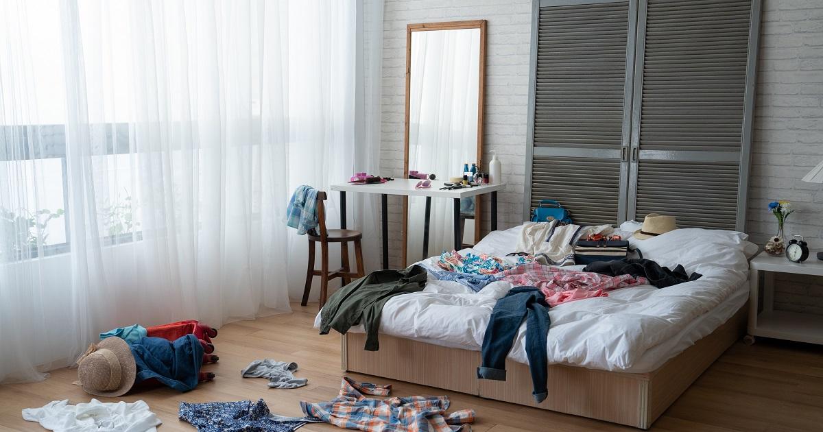 部屋をきれいにするための「捨てるもの」01