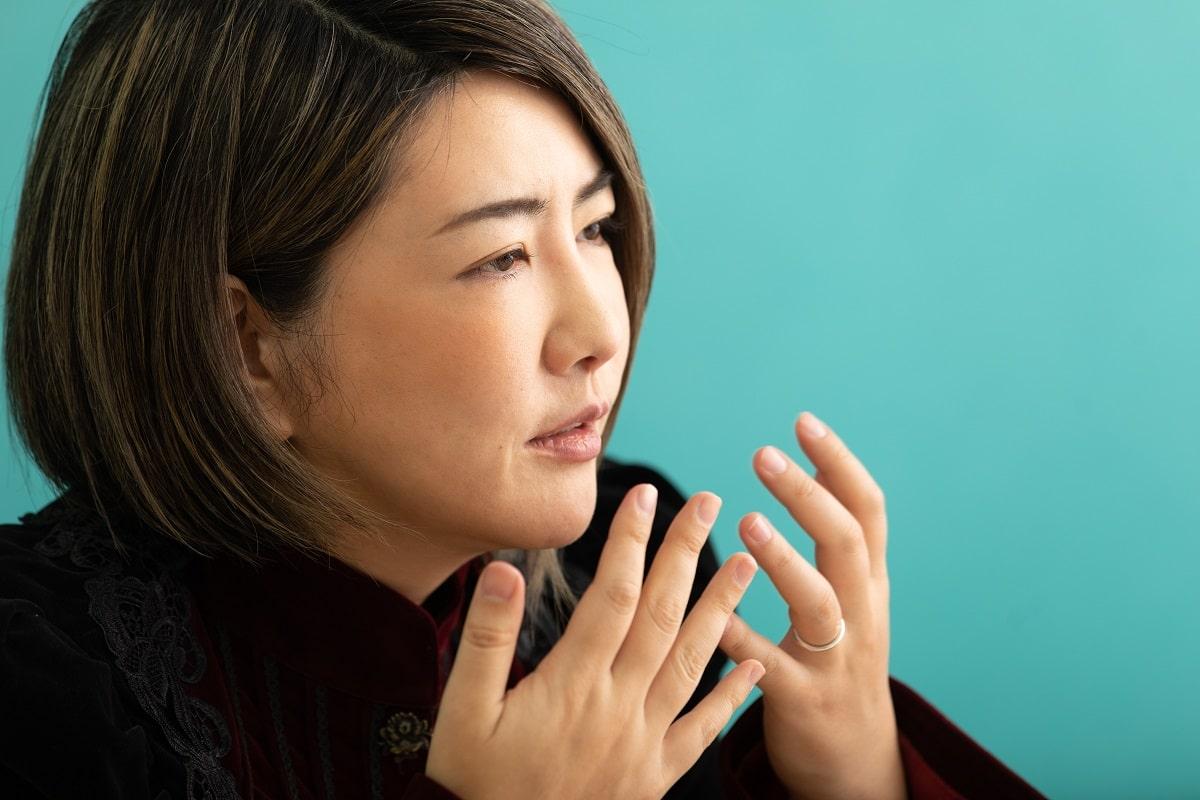 中野信子「ヘヴィメタルは頭が良くなる音楽」インタビュー03