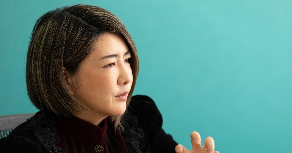 中野信子「ヘヴィメタルは不安解消に効く」インタビュー01