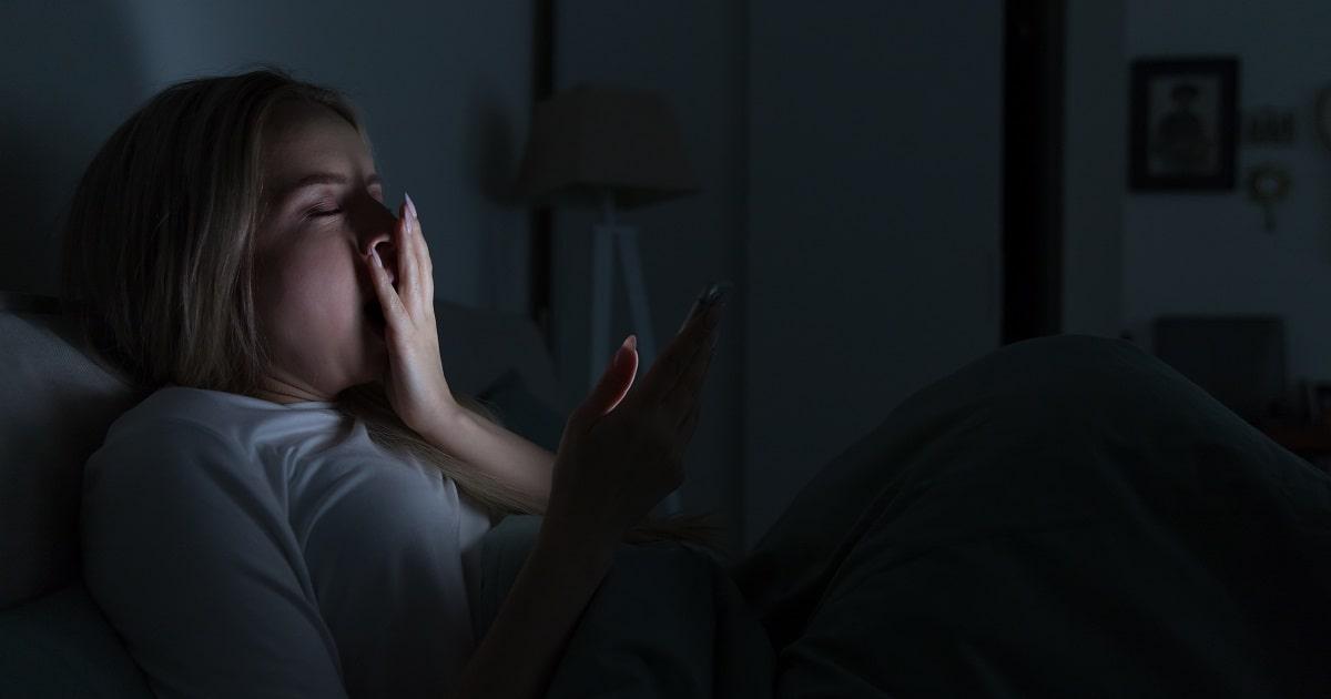 脳をダメにする夜習慣01