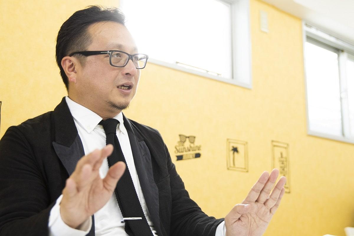 「『この会社に一生勤め続ける』という安泰思考は危険」松本利明氏インタビュー02