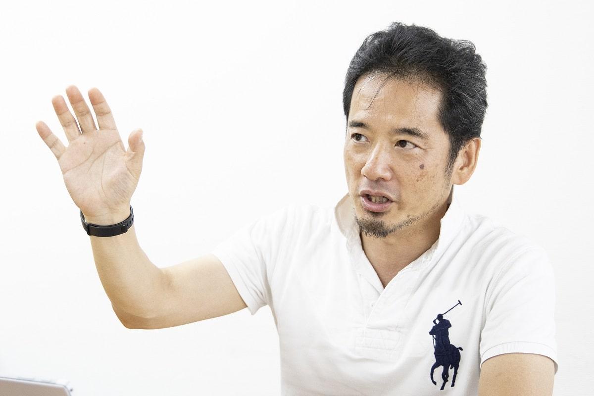 「仕事は絶対に後ろからやるべき理由」中尾隆一郎さんインタビュー02