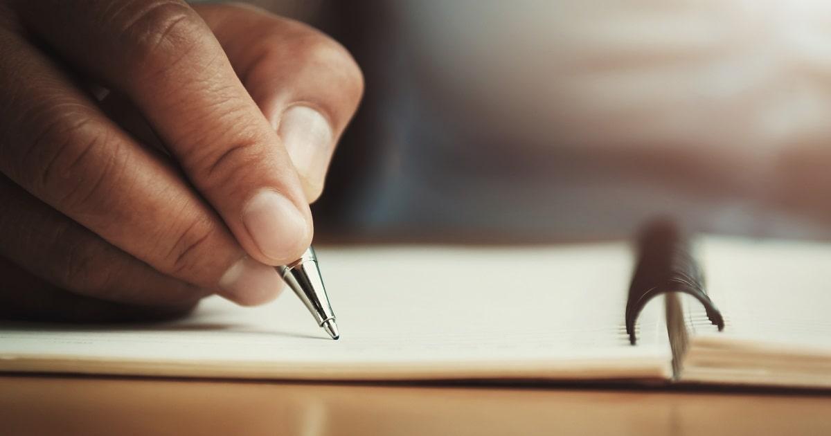 """文章力が全然伸びない人」が知らない重要原則。うまい下手は """"書く前 ..."""