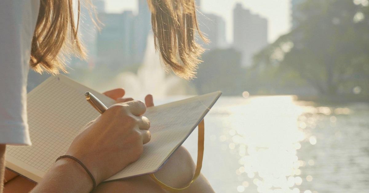 ほめ日記で思考が前向きになる02