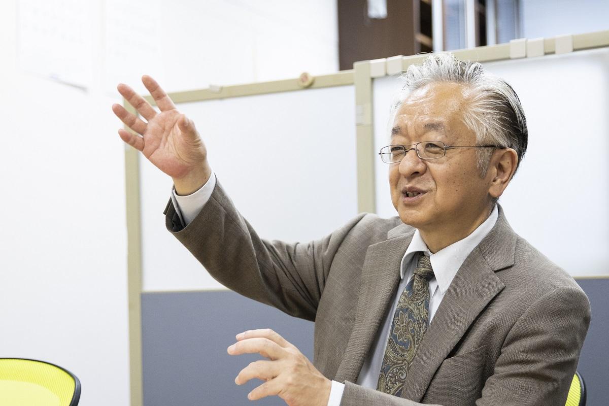 飯野謙次さんインタビュー「失敗しても評価が高い人がしていること」03