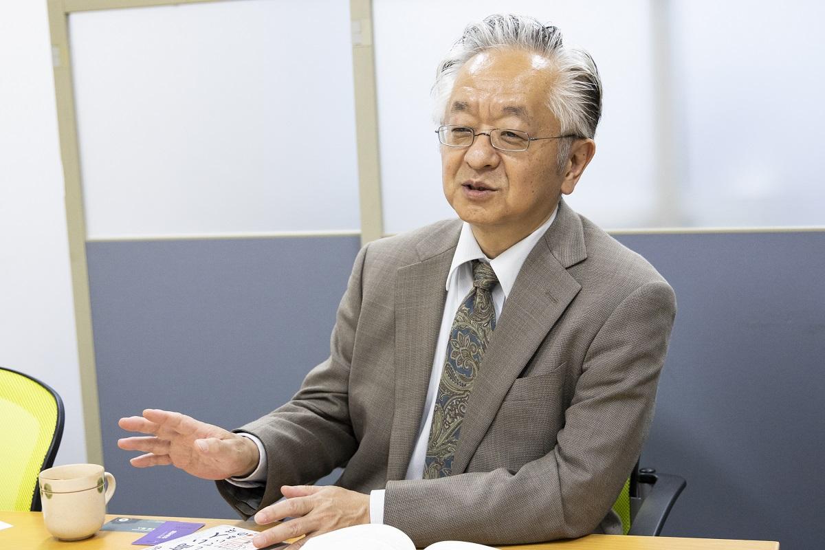 飯野謙次さんインタビュー「ミスが多い人は学習不足」02