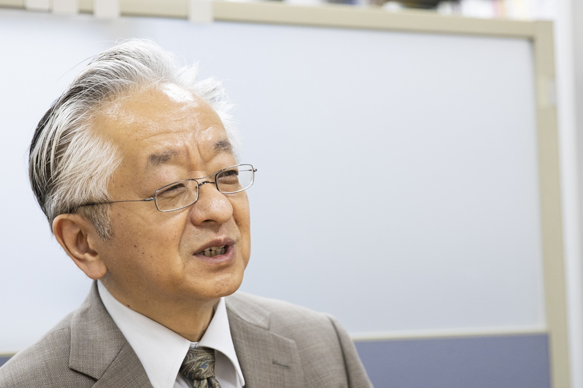 飯野謙次さんインタビュー「ミスが多い人は学習不足」03