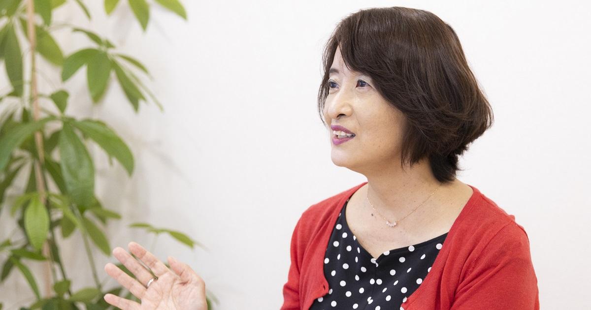 工藤紀子さんインタビュー「絶対的自己肯定感を高める方法」01