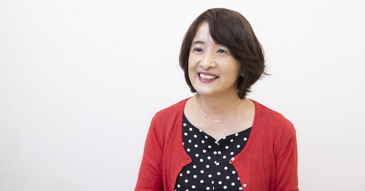 工藤紀子さんインタビュー「絶対的自己肯定感を高める方法」03