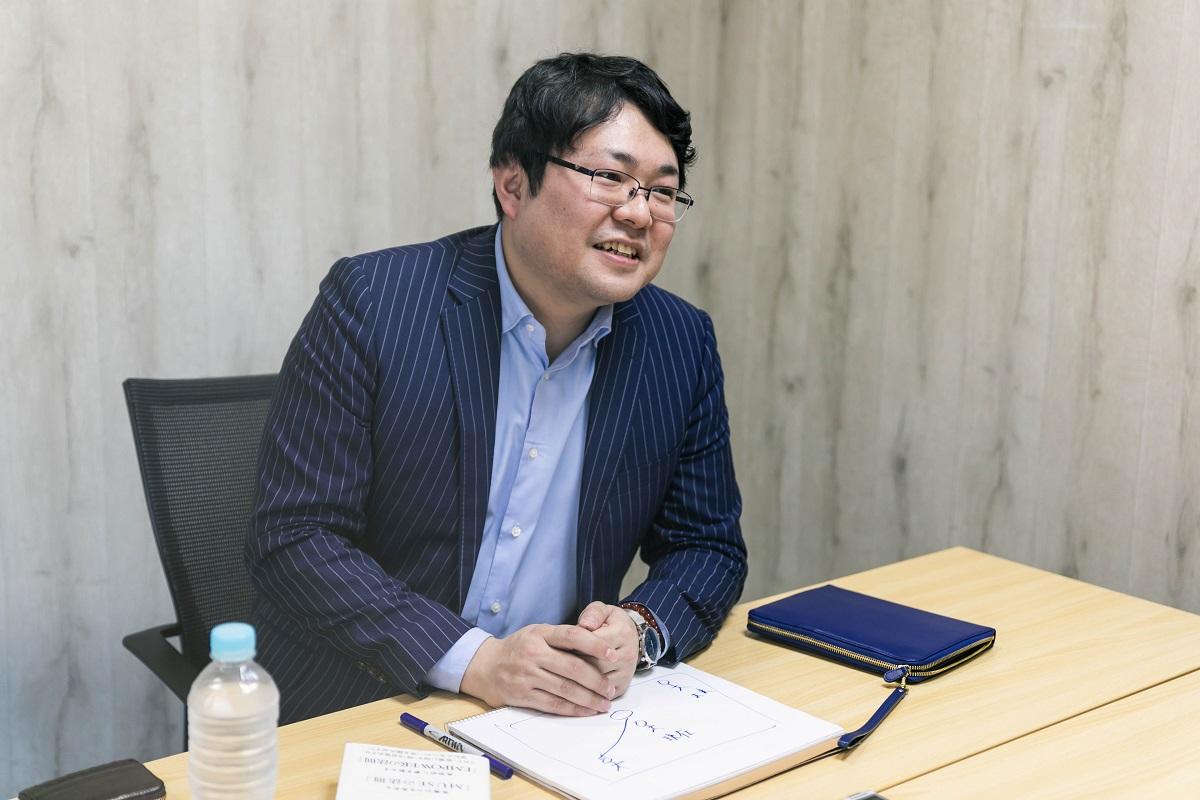 渡邊康弘さんインタビュー「ありがとうロード、ありがとうノートの効果」03