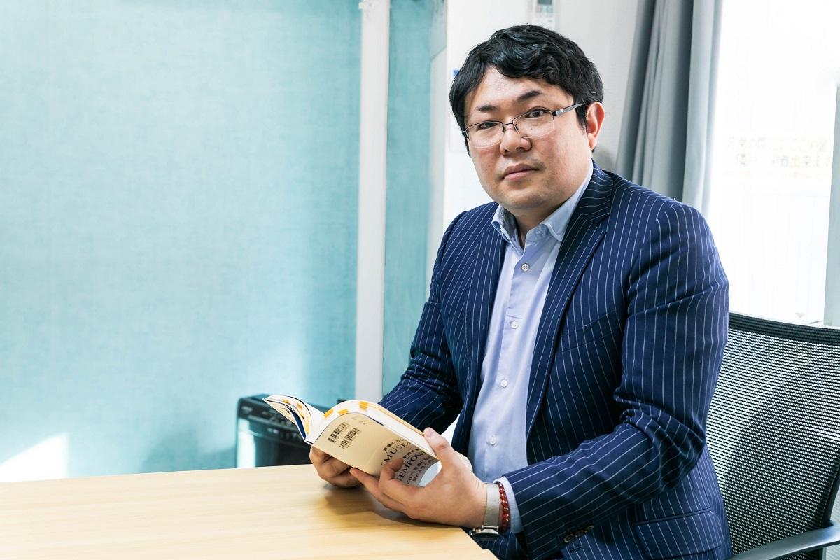 渡邊康弘さんインタビュー「ネガティブなこととの付き合い方」05