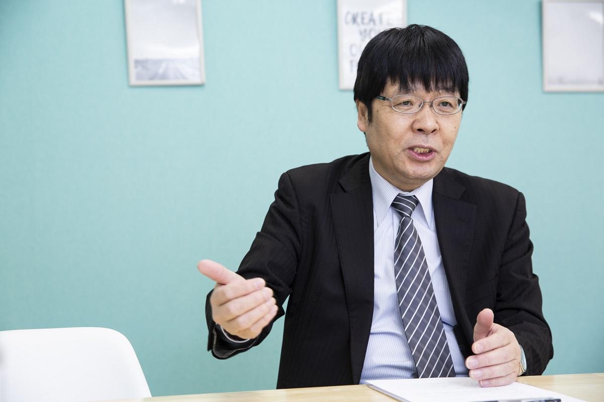 桑原晃弥さんインタビュー「Googleが導いた、成果を上げるチーム5つの条件」04