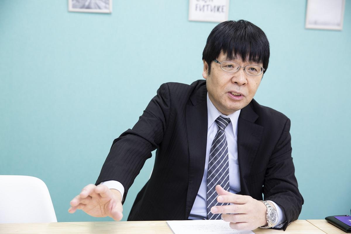 桑原晃弥さんインタビュー「Googleが導いた、成果を上げるチーム5つの条件」05