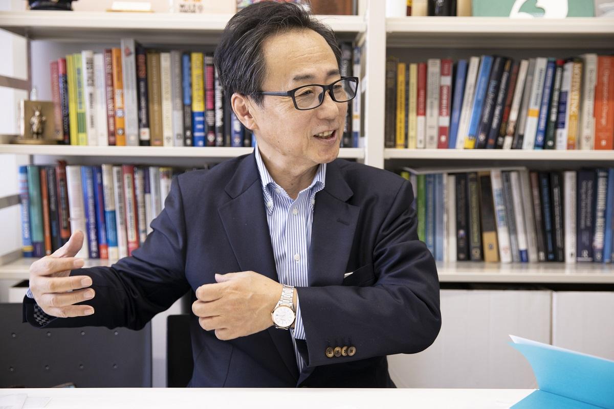 杉浦正和さんインタビュー「自分でコントロールできる運がある」03