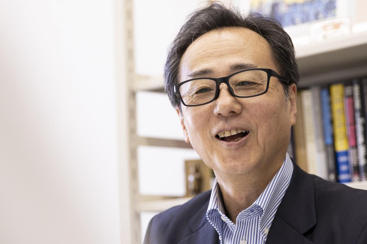 杉浦正和さんインタビュー「運を引き寄せる言葉の力」02